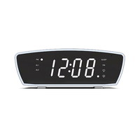 White Noise Clock radio FM 丨YM-185 -White
