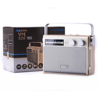FM Radio Bluetooth speaker alarm clock丨YM-328